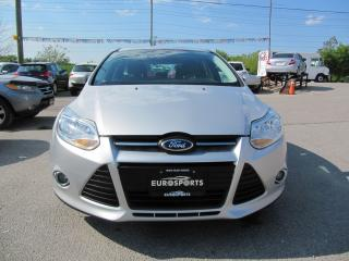 Used 2012 Ford Focus SE for sale in Newmarket, ON