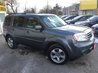 Used 2012 Honda Pilot EX/ 8 SEATER/ AWD/ REV CAM/ ALLOYS & MORE! for sale in Scarborough, ON