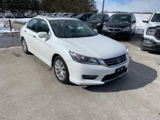 Used 2014 Honda Accord EX-L for sale in Waterloo, ON