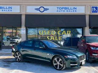 Used 2017 Jaguar XF 20d R-Sport AWD for sale in Vaughan, ON