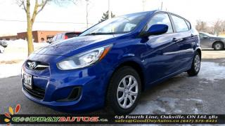 Used 2013 Hyundai Accent L|LOW KM|NO ACCIDEN|HEATED SEATS|CERTIFIED for sale in Oakville, ON