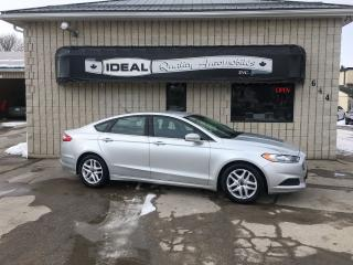 Used 2015 Ford Fusion SE for sale in Mount Brydges, ON