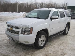 Used 2013 Chevrolet Tahoe LT for sale in Thunder Bay, ON