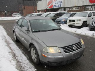 Used 2005 Volkswagen Passat GLS ~ TDI ~ SAFETY INCLUDED for sale in Toronto, ON