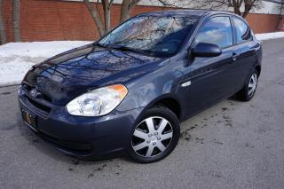 Used 2008 Hyundai Accent AUTO / 1 OWNER / LOW LOW KM'S / NO ACCIDENTS for sale in Etobicoke, ON