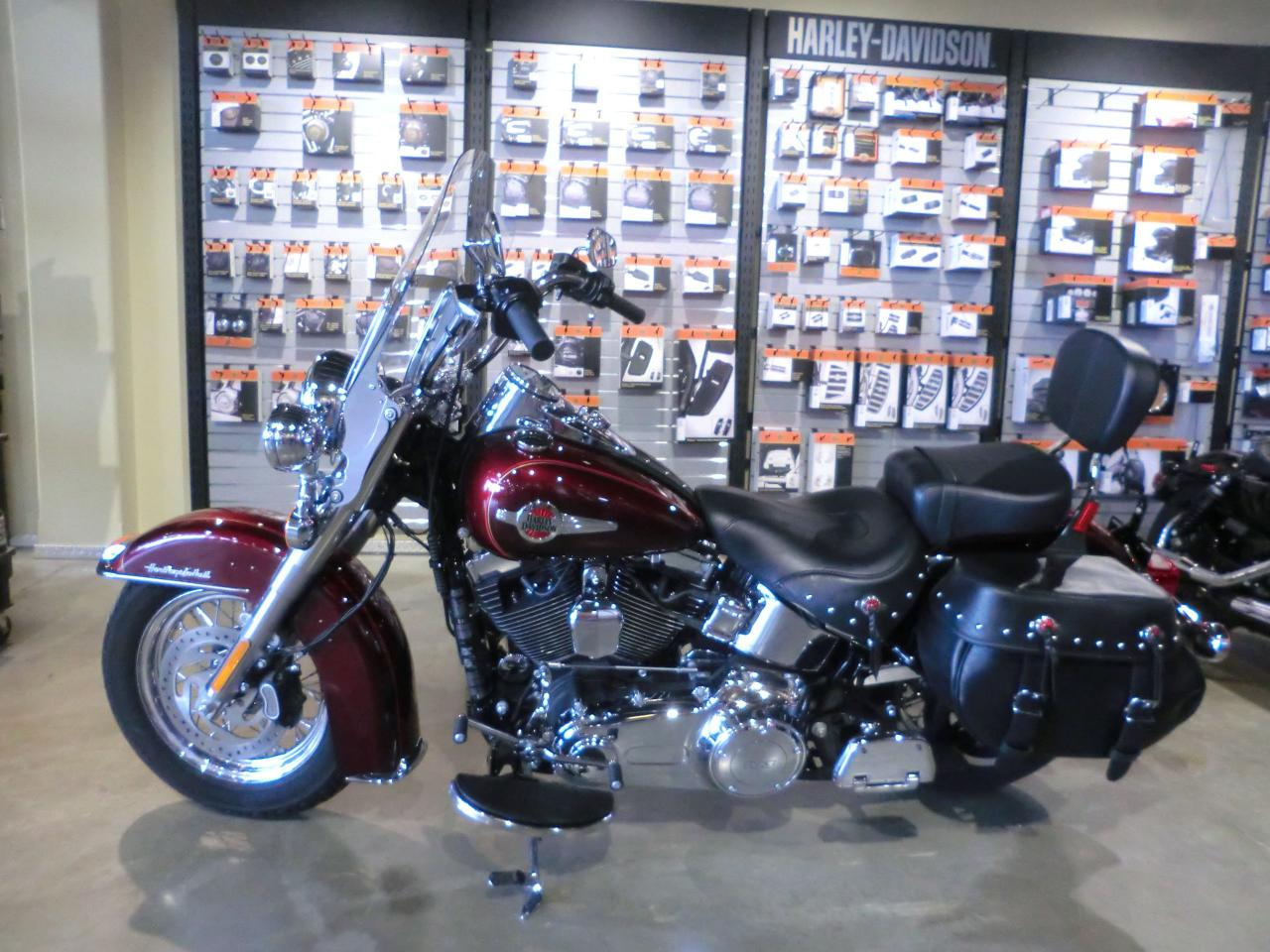 Used 2017 Harley-Davidson Heritage Softail Classic FLSTC for Sale in