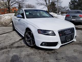 Used 2011 Audi S4 Premium for sale in Woodbridge, ON