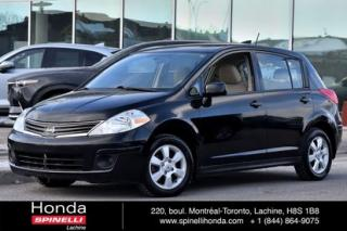 Used 2010 Nissan Versa 1.8 Sl Mags Ac for sale in Lachine, QC