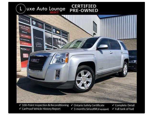 2013 GMC Terrain SLE-1 BLUETOOTH, BACK-UP CAMERA, ALLOY WHEELS!