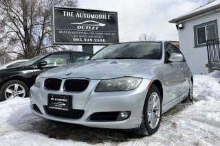 Used 2011 BMW 323i 323i 323 3 SERIES LOW KMS LEATHER SUNROOF for sale in Mississauga, ON