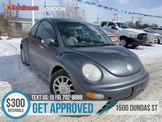 Used 2005 Volkswagen New Beetle GLS | LEATHER | ROOF for sale in London, ON
