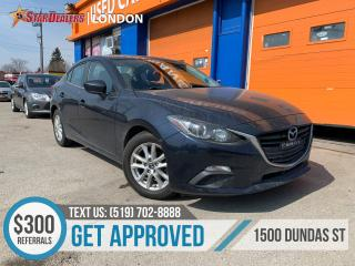 Used 2015 Mazda MAZDA3 GS | 1OWNER | HEATED SEATS for sale in London, ON