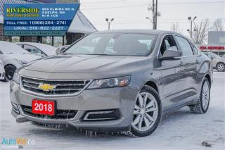 Used 2018 Chevrolet Impala LT for sale in Guelph, ON