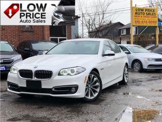 Used 2015 BMW 528 i xDrive*MSportUpoGrades*Navi*Camera*HarmonKardon8 for sale in Toronto, ON