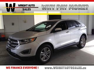 Used 2018 Ford Edge SEL|AWD|BACKUP CAMERA|BLUETOOTH|36,438 KMS for sale in Cambridge, ON