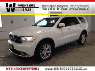 Used 2016 Dodge Durango Limited|LEATHER|7 PASSENGER|SUNROOF|108,852 KMS for sale in Cambridge, ON