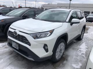 New 2019 Toyota RAV4 LIMITED  for sale in Burlington, ON