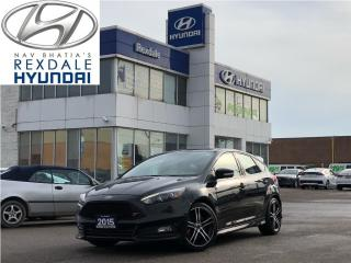 Used 2015 Ford Focus ST, LEATHER, ROOF for sale in Toronto, ON