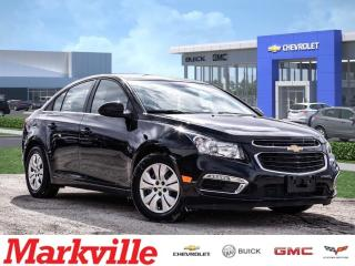 Used 2015 Chevrolet Cruze LT- GM CERTIFIED PRE-OWNED- 1 OWNER for sale in Markham, ON