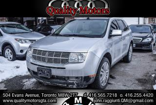 Used 2010 Lincoln MKX 2010 Lincoln MKX - AWD 4dr for sale in Etobicoke, ON