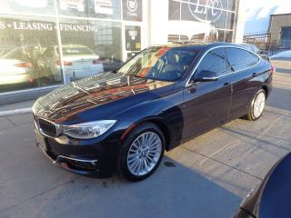 Used 2015 BMW 328xi GRAN TURISMO.NAVI.PANORAMIC ROOF for sale in Etobicoke, ON