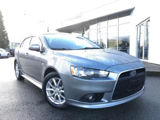 Used 2015 Mitsubishi Lancer Sportback Spotless ICBC! Just Arrived for sale in North Vancouver, BC