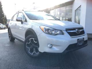 Used 2013 Subaru XV Crosstrek Limited Package Navi, Spotless History! for sale in North Vancouver, BC