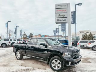 Used 2014 RAM 1500 CREW 4X4 SPORT for sale in Cold Lake, AB