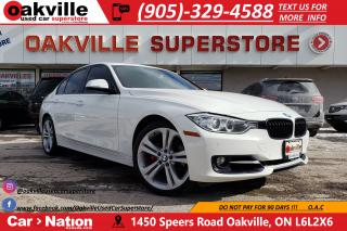 Used 2014 BMW 328i SPORT xDrive | B/U CAMERA | NAV | SUNROOF | LED for sale in Oakville, ON