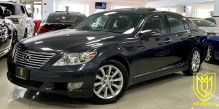Used 2010 Lexus LS 460 SWB for sale in North York, ON