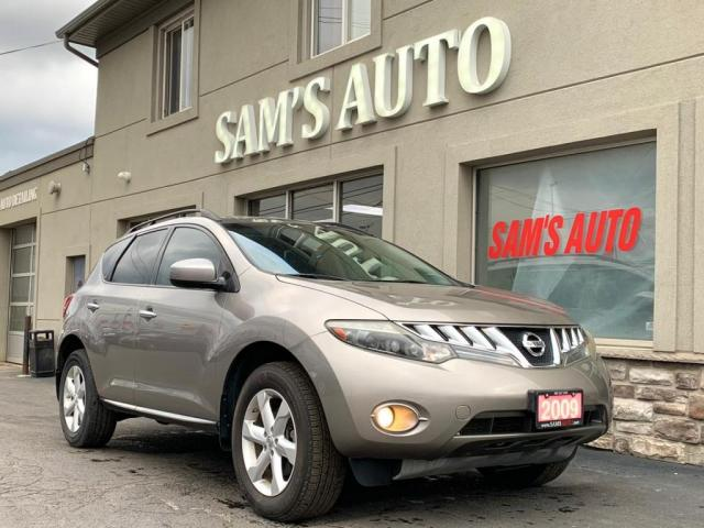 2009 Nissan Murano AWD 4DR
