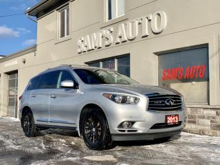 Used 2013 Infiniti JX35 AWD 4DR for sale in Hamilton, ON