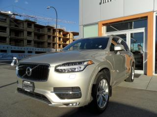 Used 2017 Volvo XC90 T6 AWD Momentum for sale in North Vancouver, BC