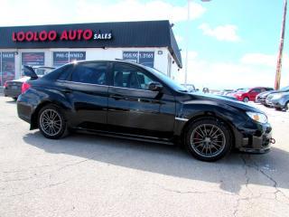 Used 2012 Subaru Impreza WRX WRX LIMITED AWD 5 SPEED BLUETOOTH CERTIFIED for sale in Milton, ON