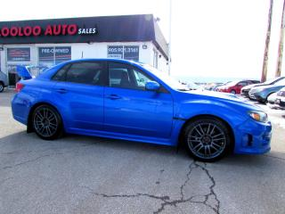 Used 2011 Subaru Impreza WRX STi STI TURBO AWD 6 SPEED BLUETOOTH CERTIFIED for sale in Milton, ON