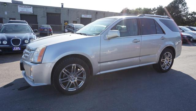 2008 Cadillac SRX 4 AWD CERTIFIED 2YR WARRANTY *SERVICE RECORD* SUNROOF BLUETOOTH TOW PKGE CERTIFIED 2YR WARRANTY *SERVICE RECORD* SUNROOF BLUETOOTH TOW PKGE