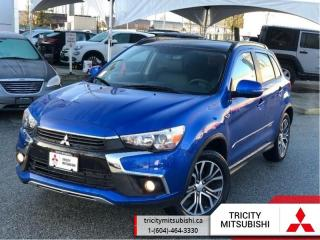 Used 2017 Mitsubishi RVR GT  PREMIUM PKG- NAVI-MANAGER DEMO for sale in Port Coquitlam, BC