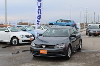 Used 2017 Volkswagen Jetta Wolfsburg Edition for sale in Whitby, ON