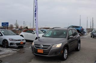 Used 2009 Volkswagen Tiguan 2.0T Comfortline | Alloys & Sunroof! for sale in Whitby, ON