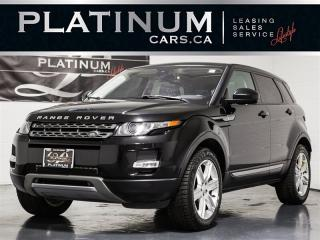 Used 2015 Land Rover Evoque Pure PLUS, NAVI, PANO, CAM, Meridian for sale in Toronto, ON