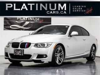 Used 2011 BMW 335i xDrive, M-SPORT, 6-SPEED, NAVI, Park Sensors for sale in Toronto, ON