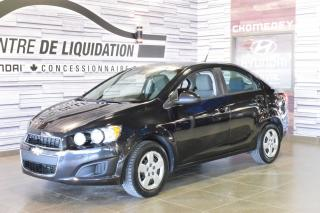 Used 2013 Chevrolet Sonic LS+A/C for sale in Laval, QC
