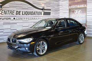 Used 2014 BMW 3 Series 320i Xdrive+sportline+t for sale in Laval, QC