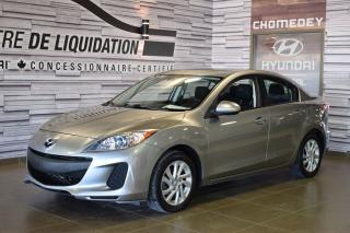 Used 2012 Mazda MAZDA3 GS-SKY for sale in Laval, QC