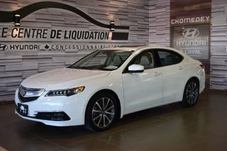 Used 2015 Acura TLX TECH+AWD+V6+GPS+CUIR for sale in Laval, QC