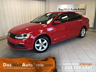 Used 2017 Volkswagen Jetta 1.4 Tsi Trend+, Gr for sale in Sherbrooke, QC