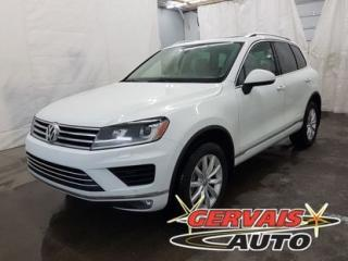 Used 2015 Volkswagen Touareg Comfortline 4motion for sale in Shawinigan, QC