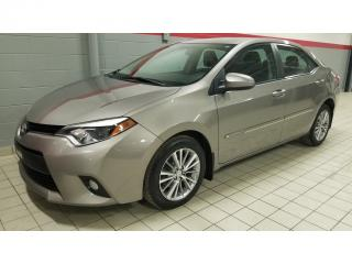 Used 2014 Toyota Corolla Le Cuir Toit Fogs for sale in Terrebonne, QC