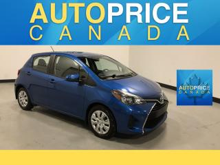 Used 2015 Toyota Yaris LE BLUETOOTH for sale in Mississauga, ON