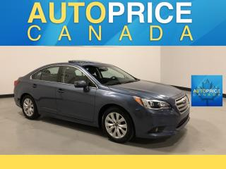 Used 2016 Subaru Legacy 2.5i Touring Package MOONROOF|REAR CAM|BLUETOOTH for sale in Mississauga, ON